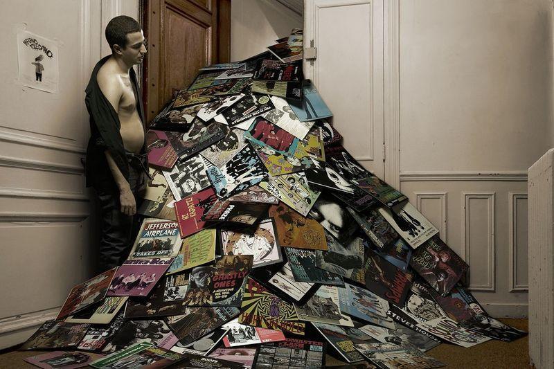 Новые креативные работы фотографа Romain Laurent (61 фото)