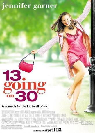 Из 13 в 30 / 13 Going on 30 (2004) DVDRip