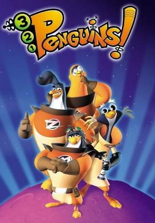 3-2-1 Пингвины! / 3-2-1 Penguins! (2007) DVDRip
