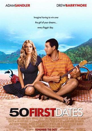 50 первых свиданий / 50 First Dates (2004) DVDRip