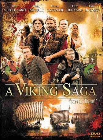 Сага о викингах / A Viking Saga (2008) DVDRip