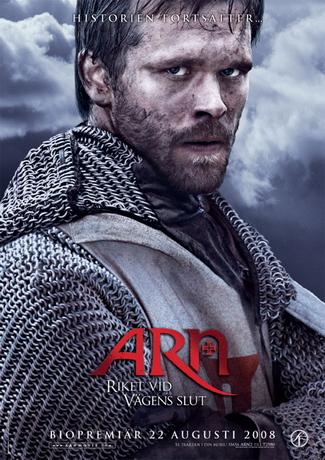 Арн: Королевство в конце пути / Arn - Riket vid v228;gens slut (2008) DVDRip