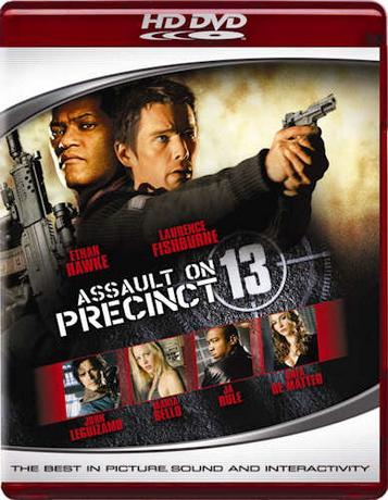 Нападение на 13-й участок / Assault on Precinct 13 (2004) HDRip