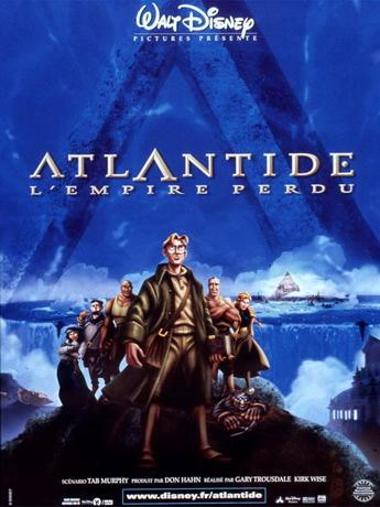 Атлантида: Затерянный мир / Atlantis: The Lost Empire (2001) DVDRip