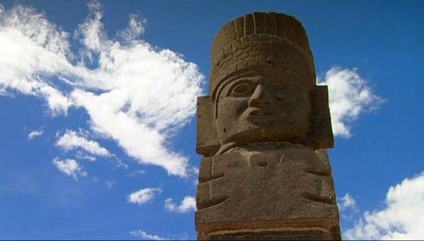 BBC 80 Чудес Света - Фильм №2. От Мексики до США