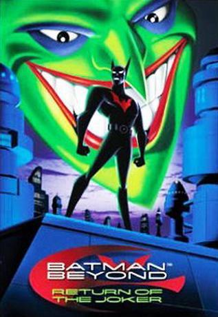 Бэтмен будущего: Возвращение Джокера / Batman Beyond: Return of the Joker (2000) DVDRip