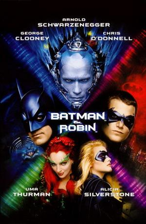 Бэтмен и Робин / Batman & Robin (1997) BDRip