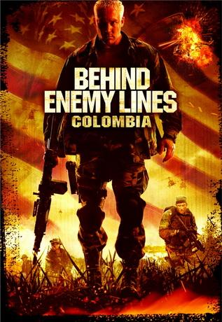В тылу врага: Колумбия / Behind Enemy Lines: Colombia (2009) DVDRip