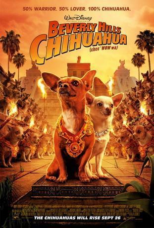 Крошка из Беверли-Хиллз / Beverly Hills Chihuahua (2008) DVDRip