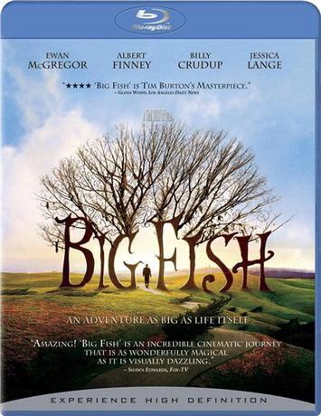 Крупная рыба / Big Fish (2003) BDRip