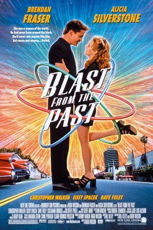 Взрыв из прошлого / Blast from the Past (1999) DVDRip