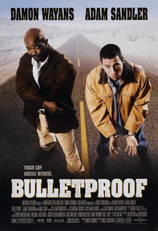 Пуленепробиваемый / Bulletproof (1996) DVDRip
