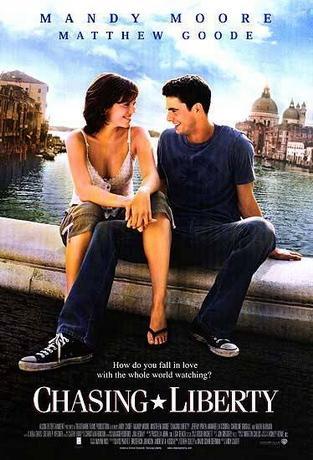 В погоне за свободой / Chasing Liberty (2004) DVDRip