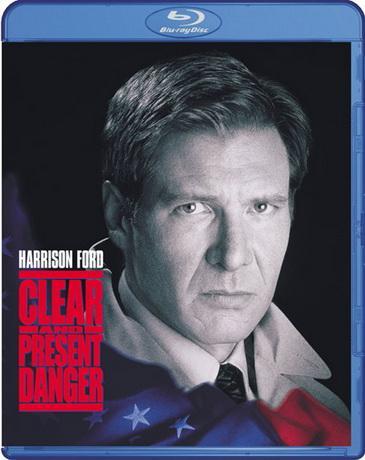 Прямая и явная угроза / Clear and Present Danger (1994) BDRip