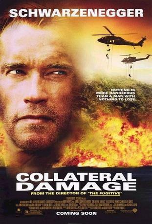 Возмещение ущерба / Collateral Damage (2002) DVDRip