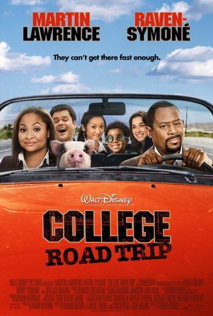 Папа студентки / College Road Trip (2008) DVDRip
