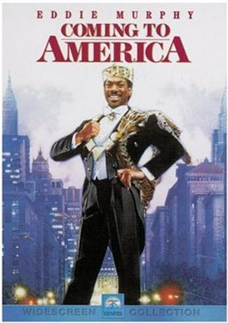 Поездка в Америку / Coming to America (1988) DVDRip