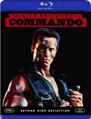 Коммандо / Commando (1985) BDRip