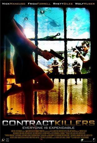 Наёмные убийцы / Contract Killers (2008) DVDRip