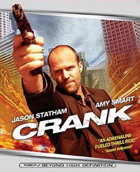 Адреналин / Crank (2006) DVDRip