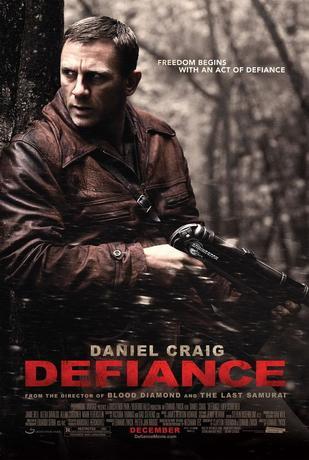 Вызов / Defiance (2008) DVDRip