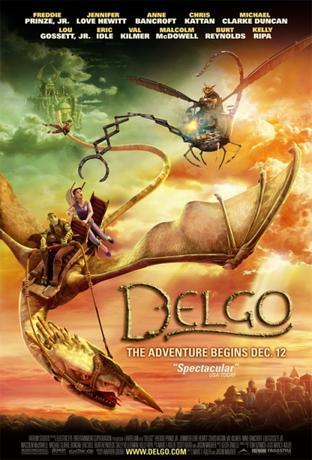 Дельго / Delgo (2008) DVDRip