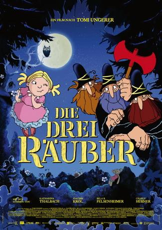 Три разбойника / Die Drei Rauber (2007) DVDRip