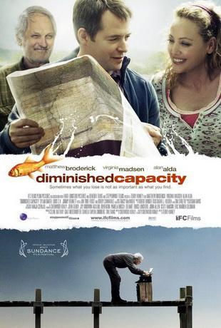 В одно ухо влетело / Diminished Capacity (2008) DVDRip
