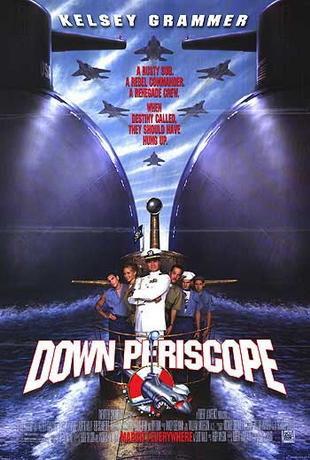 Убрать перископ / Down Periscope (1996) DVDRip