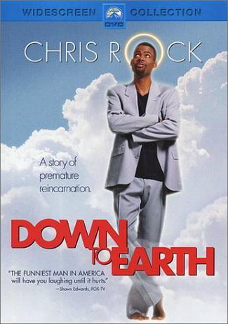 Обратно на Землю / Down to Earth (2001) DVDRip