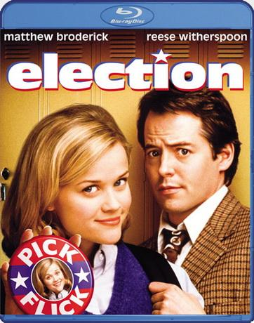 Выскочка / Election (1999) BDRip
