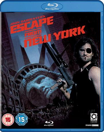 Побег из Нью-Йорка / Escape from New York (1981) BDRip