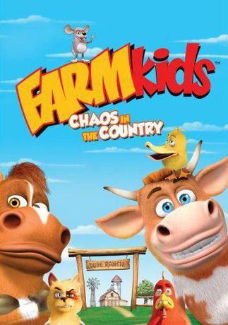 Хаос на ферме / FarmKids (2007) DVDRip