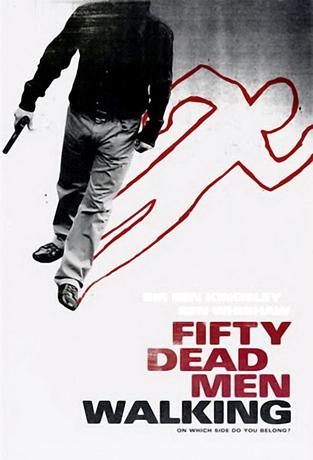 Пятьдесят ходячих трупов / Fifty Dead Men Walking (2008) DVDScr