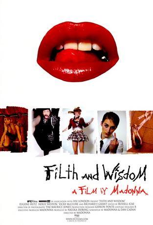 Грязь и мудрость / Filth and Wisdom (2008) DVDRip
