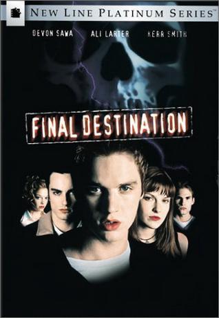 Пункт назначения / Final Destination (2000) DVDRip