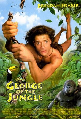 Джордж из джунглей / George of the Jungle (1997) DVDRip