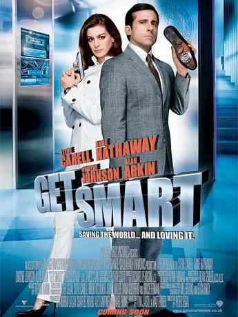 Напряги извилины / Get Smart (2008) DVDRip
