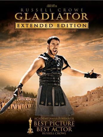 Гладиатор / Gladiator (2000) DVDRip [Extended Edition]