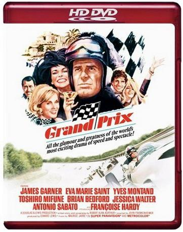 Гран при / Grand Prix (1966) HDRip