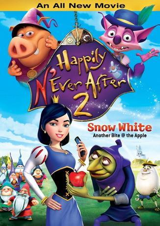 Новые приключения Золушки 2 / Happily N'Ever After 2 (2009) DVDRip