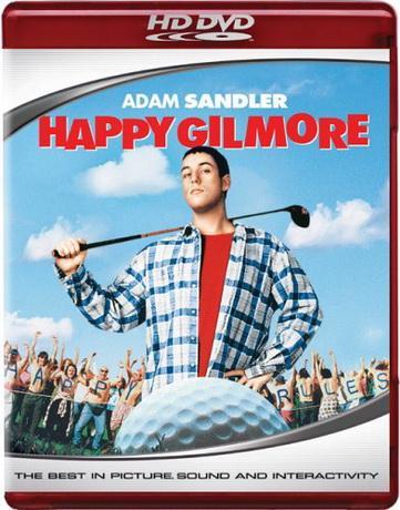Счастливчик Гилмор / Happy Gilmore (1996) HDRip