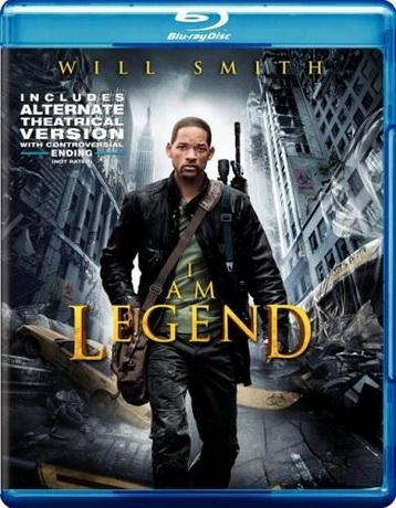 Я - легенда / I Am Legend (2007) BDRip Rus|Ukr