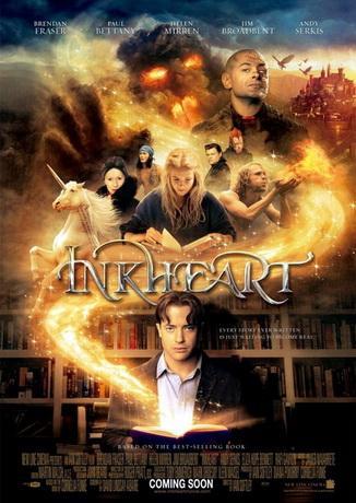 Чернильное сердце / Inkheart (2008) DVDRip