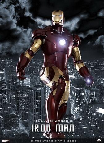 Железный человек / Iron Man (2008) DVDRip