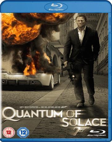 Квант милосердия / Quantum of Solace (2008) BDRip