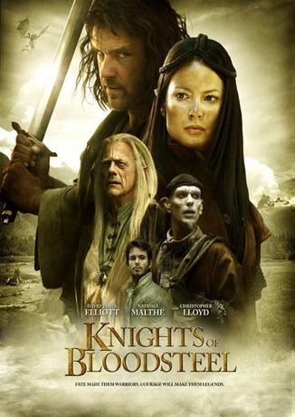 Рыцари стальной крови / Knights of Bloodsteel (2009) DVDRip