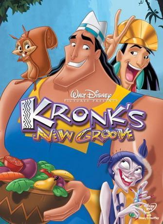 Похождения императора 2: Приключения Кронка / Kronk's New Groove (2005) DVDRip