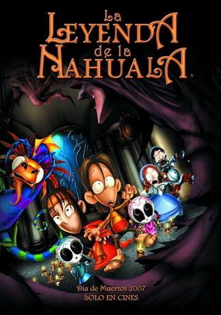 Легенда Навалы / La Leyenda de la Nahuala (2007) DVDRip