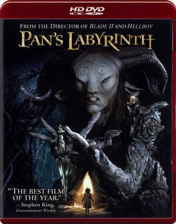 Лабиринт Фавна / El Laberinto del fauno (2006) HDRip